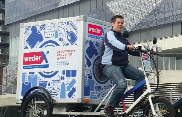 Fietstaxi en fietscargo in gebruik genomen